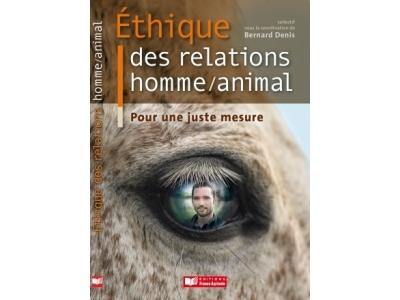 Livre: Éthique des relations homme/ani..