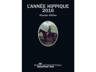 Livre: L'année hippique 2016 - Olympic..