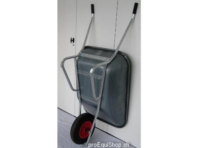 Lanker Blech-Karrette 140L