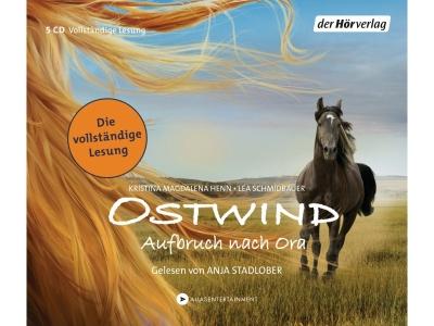 Hörspiel: Ostwind Aufbruch nach Ora - ..