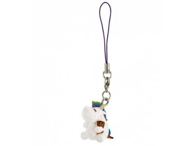 Pummel Einhorn Schlüsselanhänger Teddy