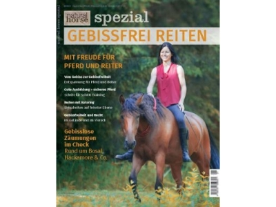 Magazin: NaturalHorse - Spezial: Gebisslos reiten 2018/01