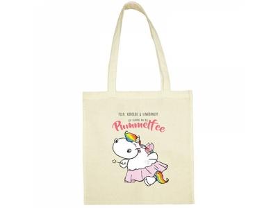 Pummeleinhorn: Shoppingtasche Pummelfee