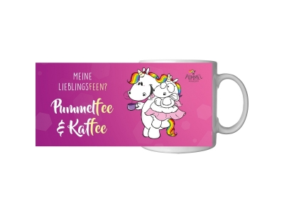 "Pummeleinhorn: Tasse ""Lieblingsfee"", 3.."