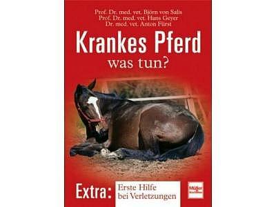 Buch: Krankes Pferd was tun?