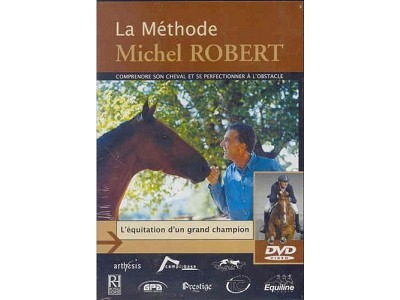 DVD: La méthode de Michel Robert