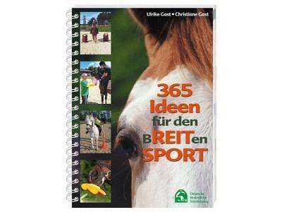 Buch: 365 Ideen für den Breitensport