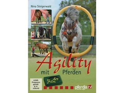 DVD: Agility mit Pferden
