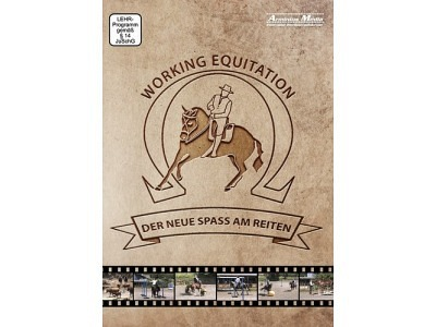 DVD: Working Equitation – der neue Spass am Reiten