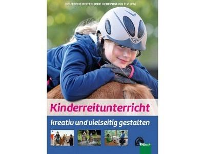 Buch: Kinderreitunterricht - kreativ und vielseitig gestalten