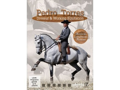 DVD: Pedro Torres – Dressur & Working Equitation