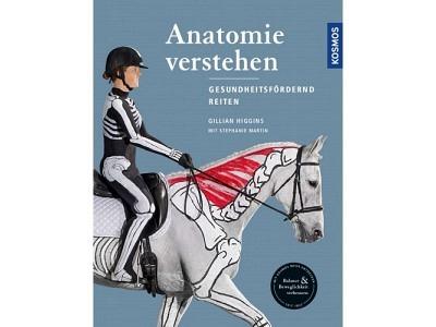 Buch:  Anatomie verstehen - Pferde gesundheitsfördernd reiten - Das Praxisbuch