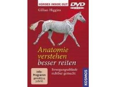 DVD: Anatomie verstehen - besser reiten