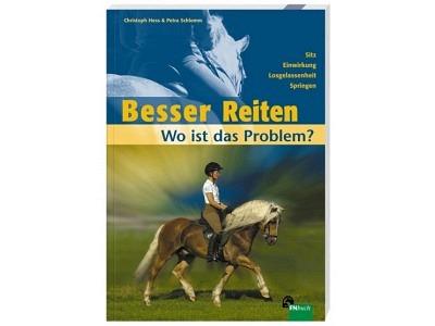 Buch: Besser reiten - oder wo ist das Problem?