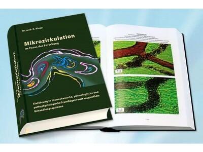 """Buch """"Mikrozirkulation"""" von Dr. med. R.."""