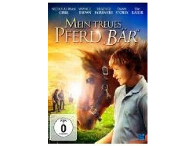"DVD: Mein treues Pferd ""Bär"""