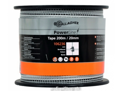 Gallagher PowerLine-Breitband 20 mm (w..