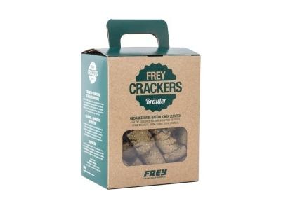 FREY CRACKERS mit Kräutern