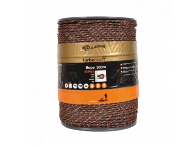 Gallagher TurboLine Cord 500m terra