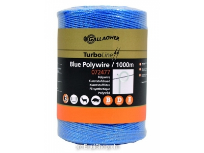Gallagher Cord Blau