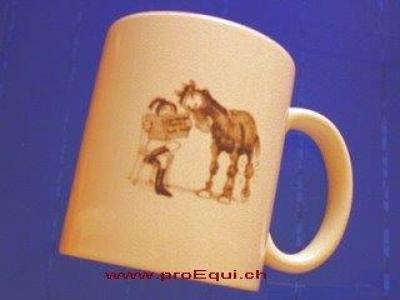 Tasse Pferdesamariter
