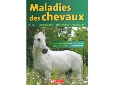 Livre: Maladies des chevaux
