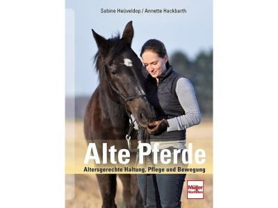 Buch: Alte Pferde - Sabine Heüveldop