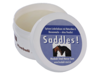 Saddles! Lederbalsam 250ml Dose