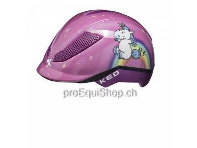 KED Reithelm Pina Cycle & Ride Unicorn