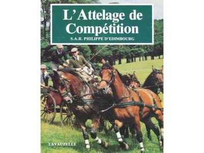 Livre: L'attelage de compétition