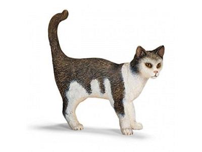 Schleich Katze stehend