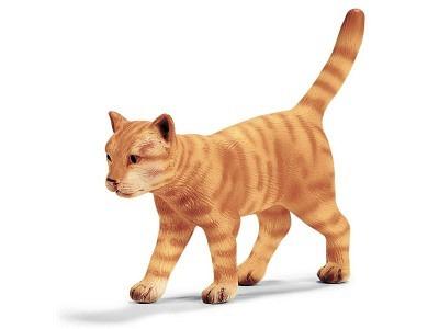 Schleich Katze, laufend