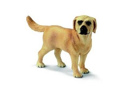 Schleich Labrador, gelb