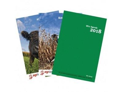 Wirz Kalender + 2 Handbücher 2018