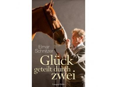 Buch: Glück geteilt durch zwei - Elmar Schnitzer