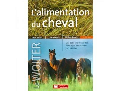 Livre: L'alimentation du cheval