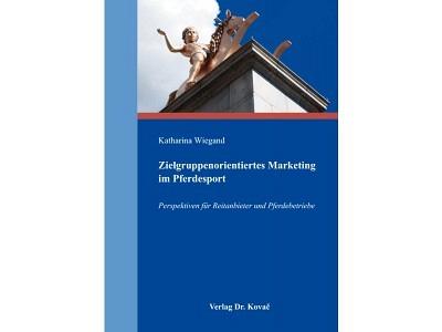 Buch: Zielgruppenorientiertes Marketing im Pferdesport