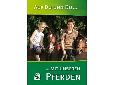 Buch: Auf Du und Du mit unseren Pferden
