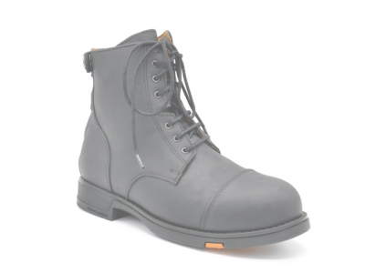 Hobo Safety Laceboot black