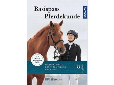 Buch: Basispass - Pferdekunde