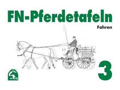 Buch: FN-Pferdetafel 3 - Fahren