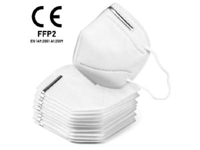 FFP2 Atemschutzmasken 10 Stk.