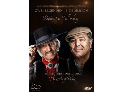DVD: Zwei Legenden - Eine Mission