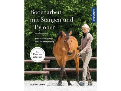 Buch: Bodenarbeit mit Stangen und Pylonen