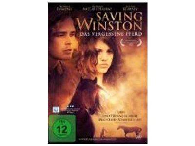 DVD: Saving Winston - Das vergessene Pferd