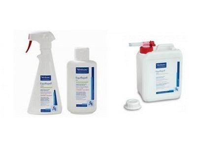 Virbac EquiRepell Kanister 2,5 Liter und Spray 500ml dazu ein Equirepell Gel 500ml gratis