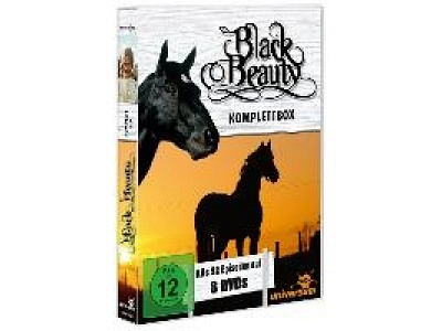 DVD:Black Beauty Komplettbox / Folge 01-52 / 2. Auflage