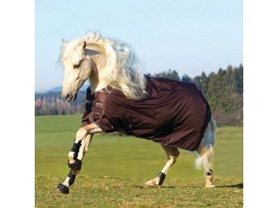 HORSEWARE Amigo Bravo 12 Turnout Lite Aussendecke