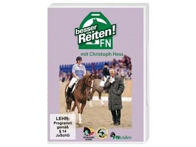 DVD: Besser Reiten! mit Christoph Hess