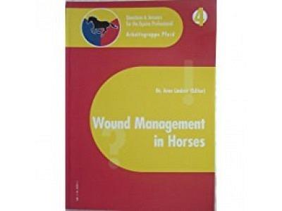 Book: Wound Management in Horses - Dr. Arno Lindner